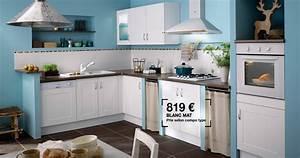 Affordable Belle Chambre En Blanc Cuisine Lapeyre Urban
