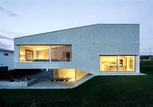 Split Level Haus Grundriss : wohnhaus in der schweiz es lebe das split level architektur und architekten news ~ Markanthonyermac.com Haus und Dekorationen