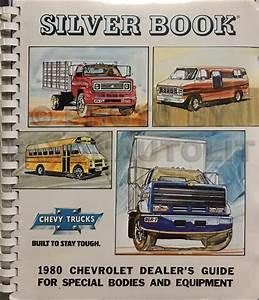 1980 Chevrolet And Gmc W6 W7 Wiring Diagram Original