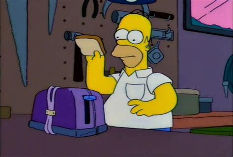 Simpsons Toaster - recap of quot the simpsons quot season 6 episode 6 recap guide