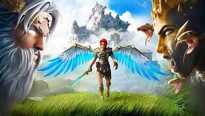 Rising Fenyx Immortals 2021 Wallpapers 4k Games