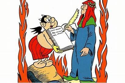Dante Inferno Fumetti Mito Wow Che Repubblica