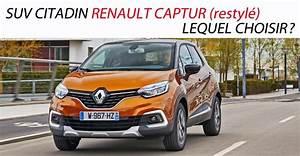 Renault Captur Initiale Paris Finitions Disponibles : quel suv renault captur restyl choisir ~ Medecine-chirurgie-esthetiques.com Avis de Voitures
