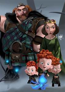 A Brave Family by manukongolo on DeviantArt