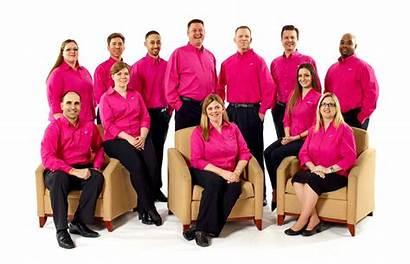 Portrait Corporate Business Team Members Loading Bpimaging