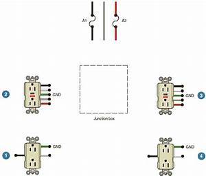 Complete The Wiring Diagram  Connecting Feed