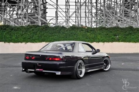 nissan 240sx widebody find used 1990 nissan 240sx coupe widebody ssr sr20 s13