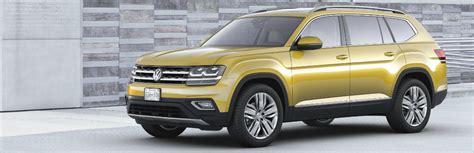 Vw Atlas Size by How Big Is The 2018 Volkswagen Atlas