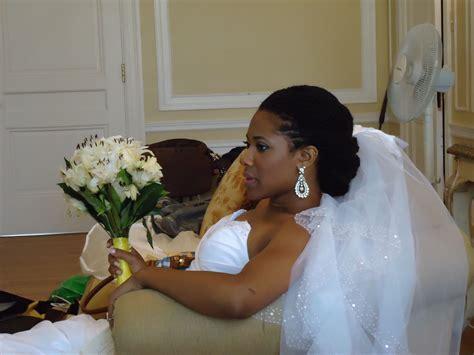 Bride Dreadlock Hairstyles