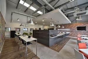 Open, Office, Industrial, Design