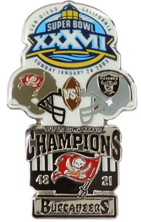 Super Bowl 37 Xxxvii Collectibles