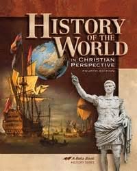 abeka product information history   world