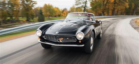 1957  1959 Bmw 507 Series Ii Supercarsnet