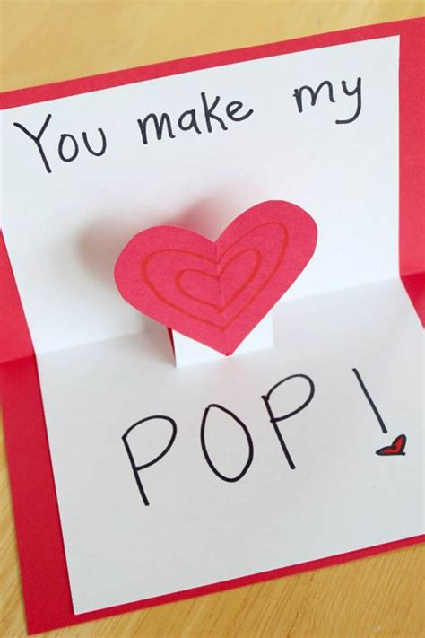 Need the perfect card to go with the amazing valentine's day gift you picked out for him or her? 22 Cute DIY Valentine's Day Cards - Homemade Card Ideas ...