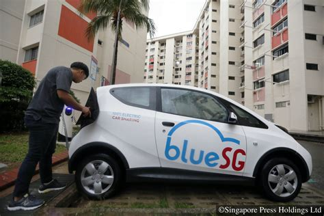 Electric-car Sharing Archives