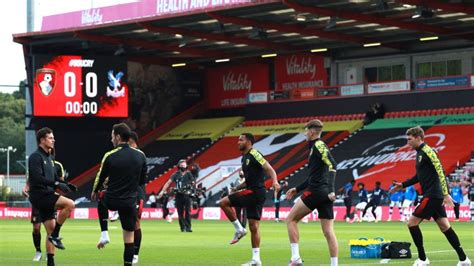 How to live stream Bournemouth vs Crystal Palace FREE on ...