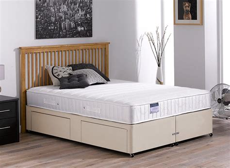 bunk beds with desk kendall pocket divan bed beige medium