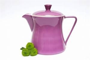 Teekanne 1 5l : lilien porzellan daisy teekanne 1 5l violett ~ Watch28wear.com Haus und Dekorationen