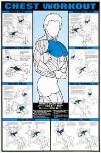 Bench Press Pyramid Workout by Best Chest Workout Routine For Men