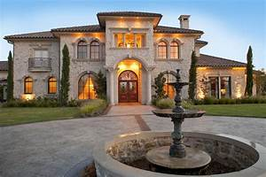 Tuscan, Style, Luxury, Home