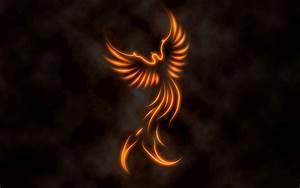 Rising Phoenix Logo | Phoenix Designs | Pinterest