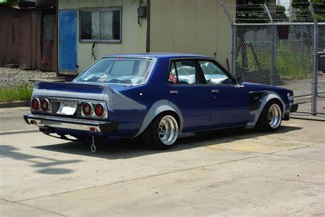 Datsun Skyline by Sweet Muscles Of Datsun Skyline Of 70s Two Types