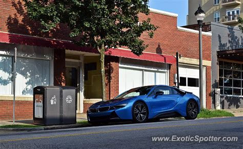 Bmw I8 Spotted In Raleigh, North Carolina On 06/24/2016