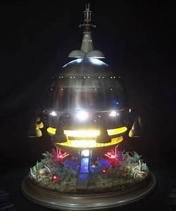 E.T model ship