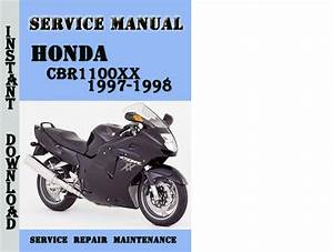 Honda Cbr1100xx 1997