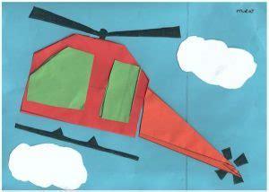 helicopter craft idea  kids crafts  worksheets