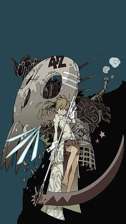 Soul Eater Anime Iphone Wallpapers Manga Snowman