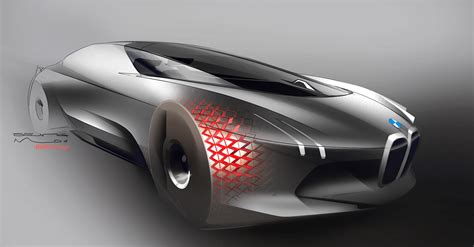 Bmw Vision by New Photos Of The Beautiful Bmw Vision Next 100