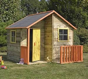 Comment Construire Une Cabane à écureuil : cabane pour enfant maisonnette en bois pvc smoby soulet ~ Melissatoandfro.com Idées de Décoration