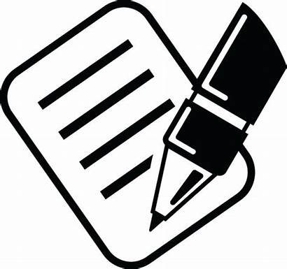 Signing Clipart Paper Government Clipground Legal