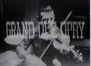 PDX RETRO Blog Archive GRAND OLE OPRY TV DEBUT ON THIS