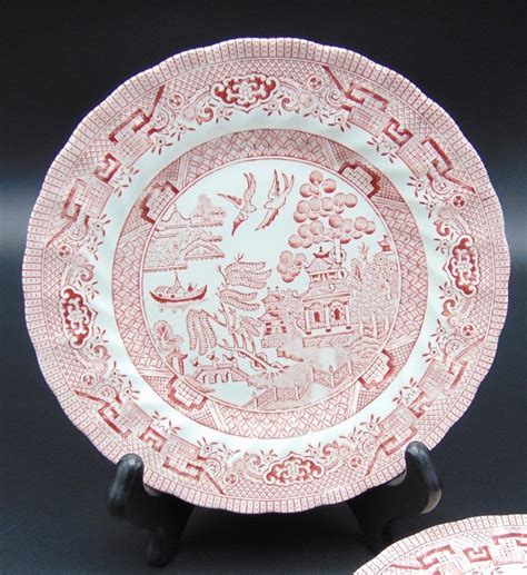 salad plate sango 4 willow rosa by royal wessex collection 7 quot salad plate