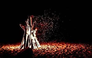 Beach Bonfire photo ⋆ photo@bstrakt