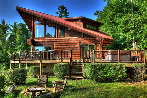 nc cabin rentals carolina mountain vacations nc cabin rentals in bryson