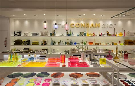 canap conran shop the conran shop selfridges concession by made in place