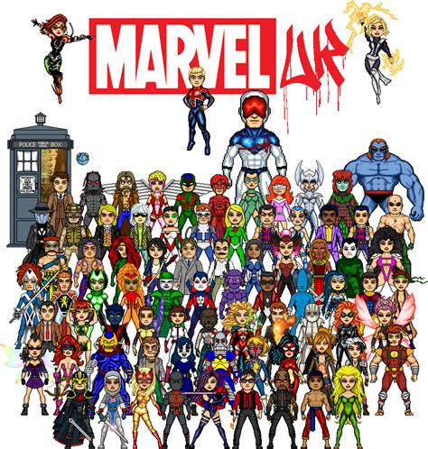 Categorymarvel Uk  Marvelmicroheroes Wiki Fandom