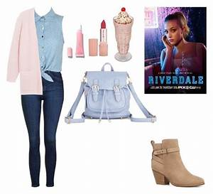 U0026quot;RIVERDALE BETTY COOPERu0026quot; by twyzter liked on Polyvore featuring Paul u0026 Joe Topshop Witchery ...