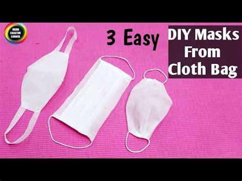 easy face masks  cloth bag    disposable
