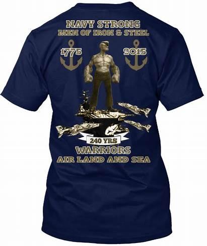 Navy Cool Birthday Teespring Heat Press Veteran