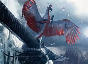 Die Rache Der Drachen  Magic The Gathering