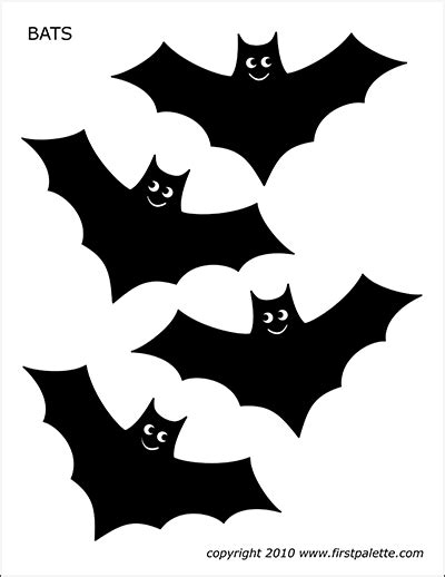 halloween printables  printable templates coloring pages firstpalettecom