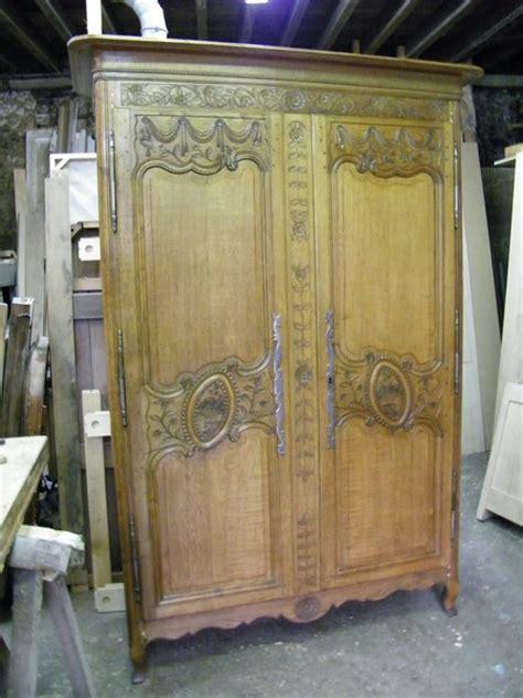 armoires anciennes restaurees atelier de l 233 b 233 niste c