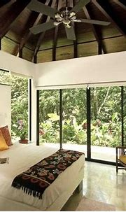 Tropical Bedroom Interior Design | Pin Nest | Tropical ...