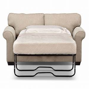 Fletcher twin memory foam sleeper sofa value city furniture for Sectional sleeper sofa city furniture