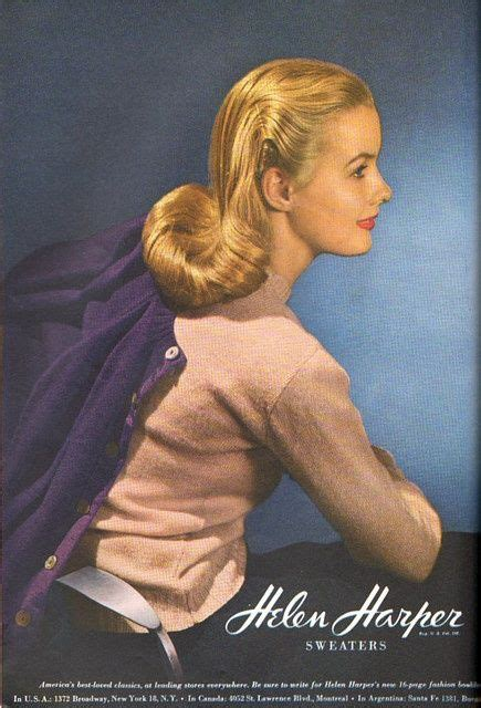1950s Pageboy Hairstyle by 1940 S Page Boy Hairstyle Dita Teese Does This So
