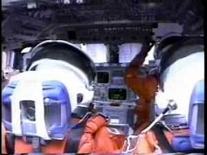Space Shuttle Columbia Launch Cockpit View - YouTube